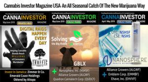 Cannabis Investor Magazine Usa