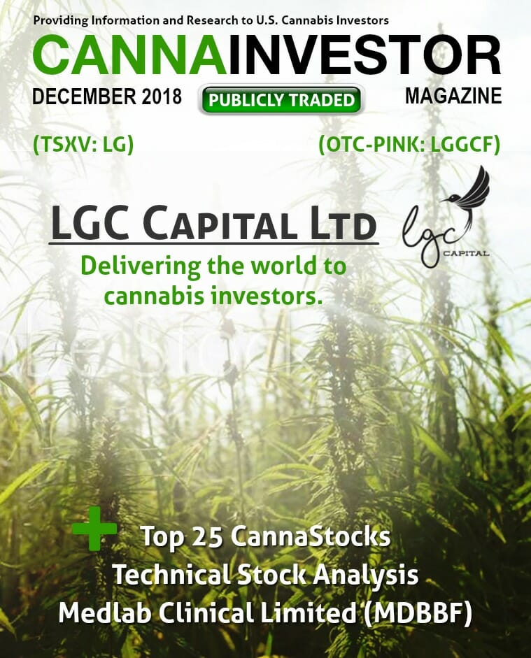December 2018 Publicly Traded
