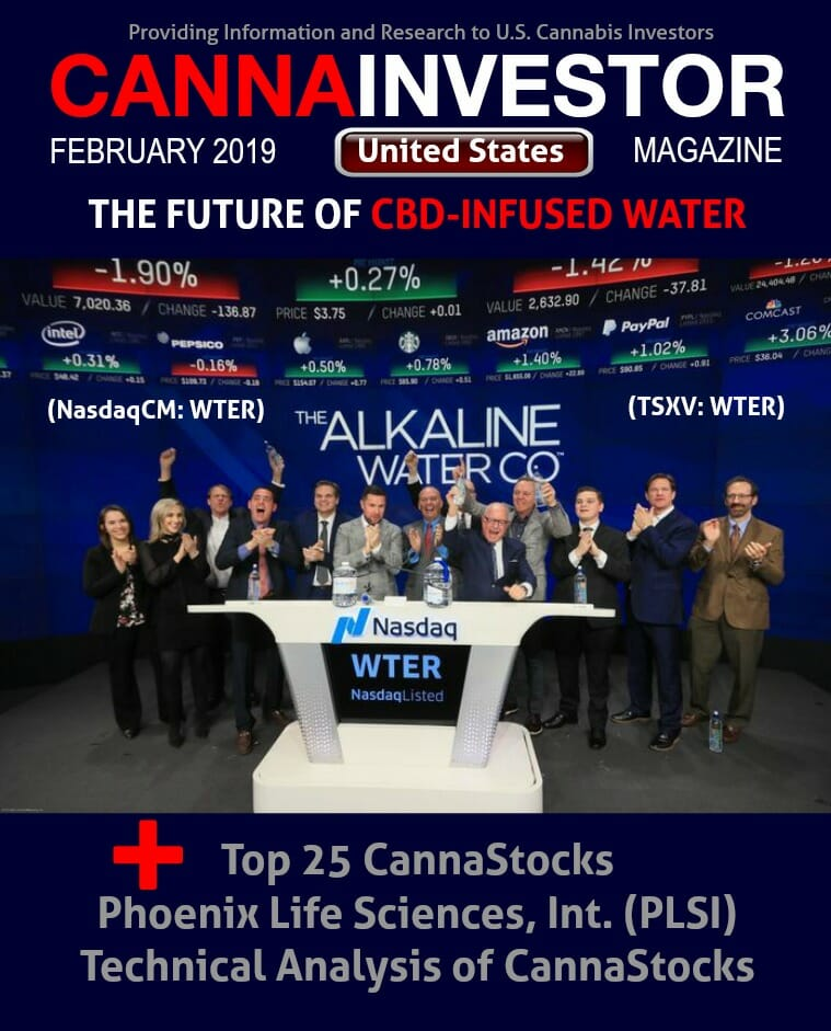 February 2019 Publicly Traded